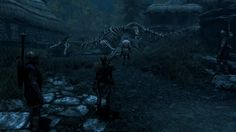 Skyrim Specal Edition Dragon