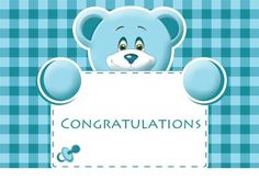 Free Printable Baby Cards For A Baby Boy