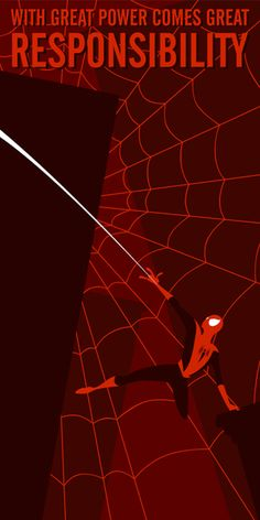 Final superhero slogan poster. For now. #Marvel #spiderman #Comics