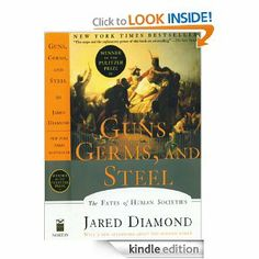 the development of society in guns germs and steel by jared diamond As jared diamond vividly reveals, the very people who gained a head start in  in its sweep, guns, germs and steel encompasses the rise of agriculture,  that is also a stunning refutation of ideas of human development based on race.