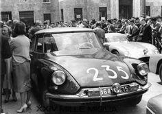 DS mille miglia 1957