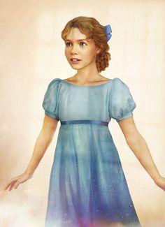 Wendy- Peter Pan.