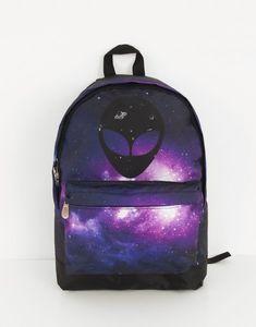 Space Is The Place Okul Sırt Çantası SM104K Backpacks, Women's Backpack, Backpack, Backpacking