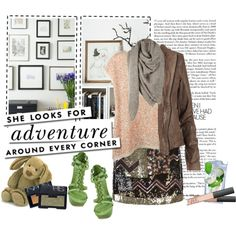 "Can someone buy this for me I would greatly appreciate it. Love mckenna ""Around the house"" by punnky on Polyvore"