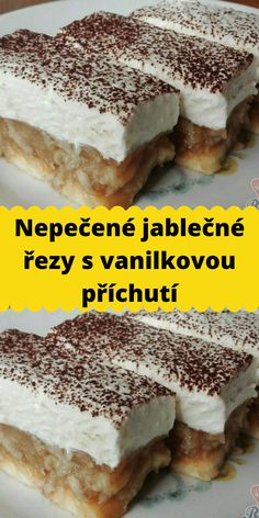 Tiramisu, Anna, Sweets, Cake, Ethnic Recipes, Desserts, Recipies, Sweet Pastries, Pie