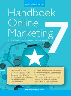 Omslag Handboek Online Marketing Online Marketing, Cover