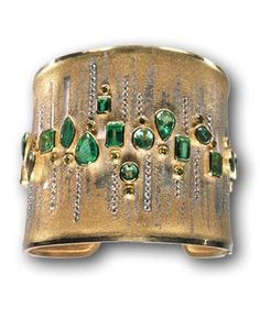 Atelier Zobel - Peter Schmid I freak'n love this cuff