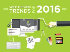 3 Web Design #Trends for Niche #Businesses