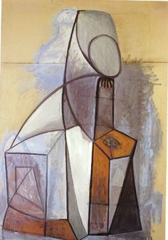 Composition by @artistpicasso #cubism