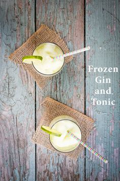 Gin and Tonic, Barcelona Style | Recipe | Gin, Gin And Tonic and ...