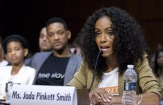 Jada Pinkett-Smith on the destructive cycle of a masculine/violence centered…