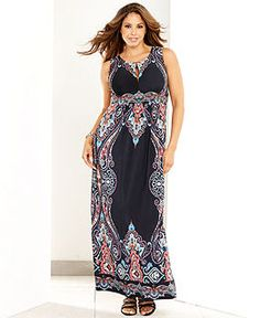 Plus Size Dresses at Macy's - Stylish Womens Plus Size Dresses Online and In-Store - Macy's