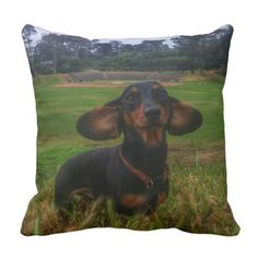 If You Build It They Will Come Throw Pillow - dog puppy dogs doggy pup hound love pet best friend