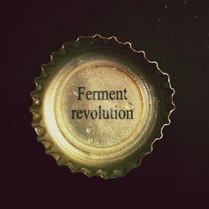 Ferment revolution. (Saint Arnold cap) #craftbeer #texas