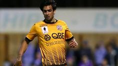 Rhys Williams continues long-term injury comeback against Wellington Phoenix - Stuff.co.nz