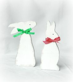DrevenaKaca / Zajac a králiček