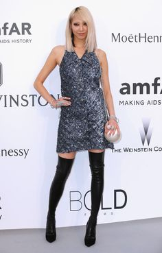 Soo Joo Park. See what all the stars wore at the Cannes amfAR gala.