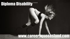 Now this is some serious determination... Diploma of Disability CHC50108