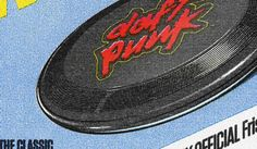 Policestudio's poster for Daft Punk's new merch item !