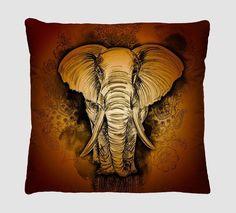 Inove na decoração de sua casa com a  Almofada Decorativa Estampada Desenho Elefante-Com Refil de Silicone. Produto de alta qualidade que deixará o ambiente ainda mais agradável. Ótima opção ao presentear, o toque que faltava na sua decoração. Aproveite!