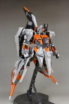 GUNDAM GUY: 1/72 Zeta Gundam Ver. DC - Painted Build
