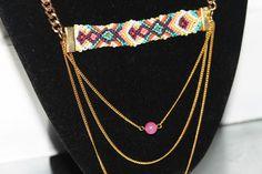 #bijoux #necklace #collier #bbastet #bastetbijoux #frenchdesigner #fashion #newcollection #nouvellecollection #springsummer #SS16 #brazil #jade