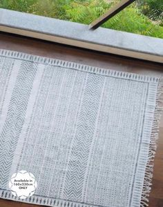 TRIBO Picnic Blanket, Outdoor Blanket, Handmade Rugs, Beach Mat, Picnic Quilt