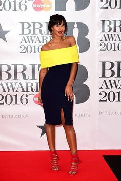 Explore the Brits 2016 red carpet dresses, fashion, news and highlights on Vogue.co.uk. See what the nominees and winners wore to the Brit Awards 2016 – the biggest night in British music.