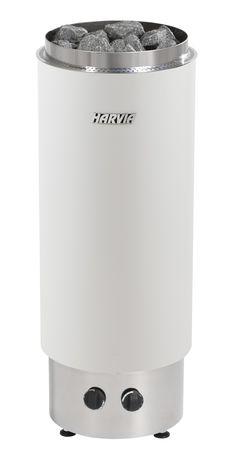 Sähkökiuas Harvia Cilindro PC70VF 6,8 kW 6-10 m³ valkoinen