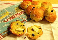 Cornish saffron buns