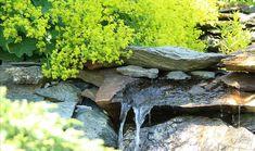 Gartenteich mit Wasserfall Anleitung