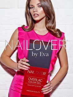 Nailover  Overlac Color Gel  www.nailover.it  #nailover #nails #nail #nailartist #nailsaddicted