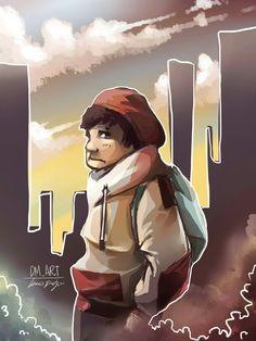My last illustration. Hope u like it
