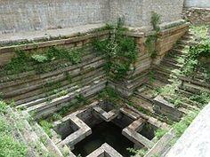 Temple Tank, Steps Well, Tank