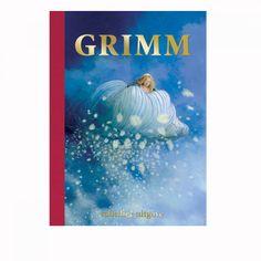 Sprookjesboek Grimm, geïllustreerd door Charlotte Dematons