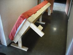 How to make your own toggle bed from pallets diy