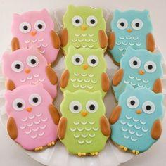 Decorated Cookies 744: Bunny Cookies- so cute!