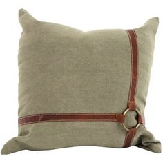 i like this equestrian pillow