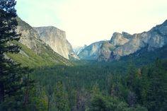 Road trip: exploring California's mountain National Parks. Yosemite, Sequoia, Kings Canyon, and Lassen.