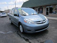 2009 Toyota Sienna LE FWD 7 Passenger - Smithfield NC #landmarkautoinc