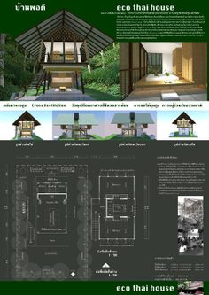Eco Thai House: Plan before get the reward