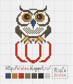 My tvorilki *** Aliolka design: owl mood
