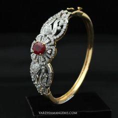 stunning diamond bracelets for woman by vardhaman gems. Shop online for diamond bracelets for woman at vardhaman gems. Diamond Bracelets, Bangles, Gems, Brooch, Jewelry, Women, Bracelets, Jewlery, Jewerly