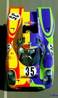 Porsche 917 LH #livery