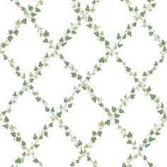 Lowest price for Pattern from Book Norwall Pretty Prints 3 by Patton at Wallpaper Wholesalers. Save up to on wallpaper for your home. Trellis Wallpaper, Green Wallpaper, Print Wallpaper, Pattern Wallpaper, Wallpaper Samples, Fabric Wallpaper, Dining Room Wallpaper, Boutique Deco, Geometric Graphic