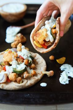 Moroccan Cauliflower