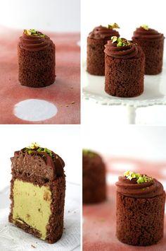 Cake met Chocolade- & Pistachemousse - Vrouwen.nl