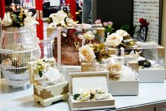 Ivory Seserahan Collection #wedding #gift #boxes