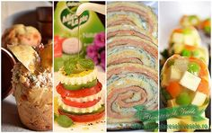 Retete Aperitive Festive Party Time, Sushi, Appetizers, Cooking Recipes, Snacks, Ethnic Recipes, Buffet, Food, Cakes
