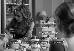 Uptown Girls taught me not to rush growing up.